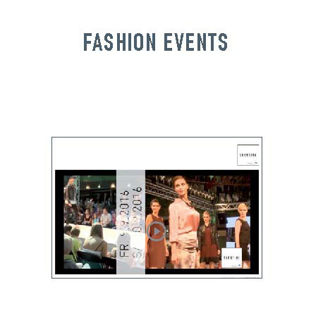 Concept and ideation fashion events