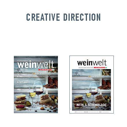 Creative Direction Magazines